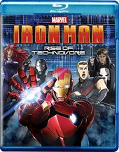 Iron Man: Rise of Technovore (Blu-ray)