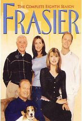 Frasier - Complete 8th Season (4-DVD)