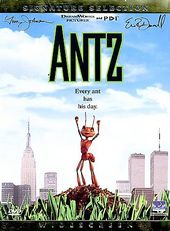 Antz (Signature Selection)