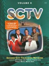 SCTV - Volume 4 (6-DVD)