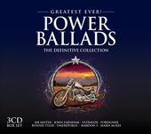 Greatest Ever Power Ballads (3-CD)