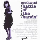 Northwest Battle of the Bands, Volume 1