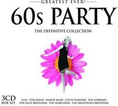 Greatest Ever 60s Party (3-CD)