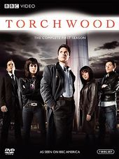 Torchwood - Complete 1st Season (7-DVD)