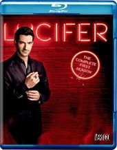 Lucifer - Complete 1st Season (Blu-ray)