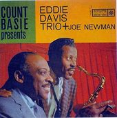 Presents Eddie Davis Trio