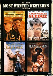 Most Wanted Westerns Collection (2-DVD)