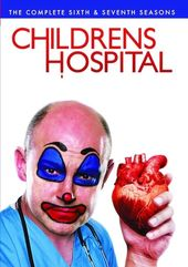 Childrens Hospital - Complete 6th & 7th Seasons