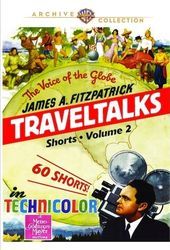 Traveltalks Shorts, Volume 2 (3-Disc)