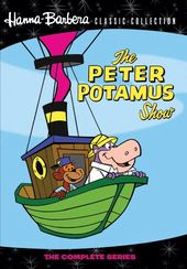 The Peter Potamus Show - Complete Series (3-Disc)