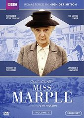Agatha Christie's Miss Marple - Volume 1 (3-DVD)