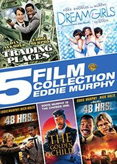 5 Film Collection: Eddie Murphy (5-DVD)