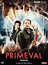 Primeval - Volume 1: Series 1 & 2 (4-DVD)