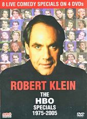 Robert Klein - The HBO Specials, 1975-2007 (4-DVD)