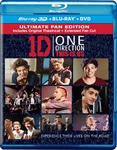 One Direction: This Is Us 3D (Blu-ray + DVD)