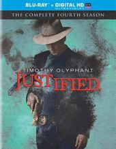Justified - Season 4 (Blu-ray)