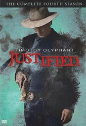 Justified - Season 4 (3-DVD)