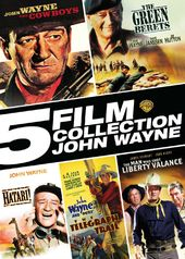 5 Film Collection: John Wayne (5-DVD)