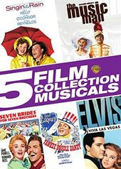 5 Film Collection: Musicals (5-DVD)
