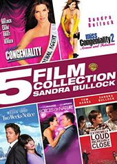 5 Film Collection: Sandra Bullock (5-DVD)