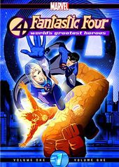 Fantastic Four: World's Greatest Heroes, Volume 1