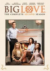 Big Love - Season 2 (4-DVD)