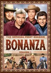 Bonanza - Official 1st Season - Volume 1 (4-DVD)