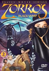 Zorro's Black Whip, Volume 2 (Chapters 7-12)