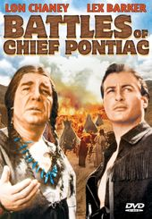 "Battles of Chief Pontiac - 11"" x 17"" Poster"