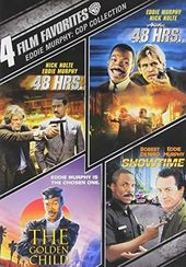 Film Favorites - Eddie Murphy Cop Collection