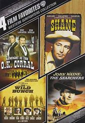 4 Film Favorites: Western Gunfighters Collection