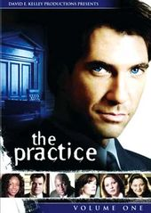 The Practice - Volume 1 (4-DVD)