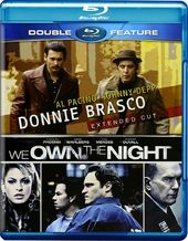 Donnie Brasco / We Own the Night (Blu-ray)