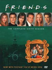Friends - Complete 6th Season (4-DVD)