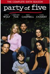 Party of Five - Complete 6th Season (5-Disc)