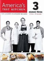 America's Test Kitchen - Season 3 (4-DVD)