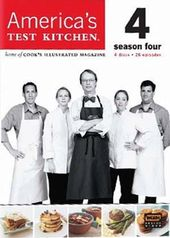 America's Test Kitchen - Season 4 (4-DVD)