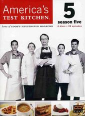 America's Test Kitchen - Season 5 (4-DVD)
