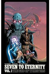 Seven to Eternity 1: The God of Whispers
