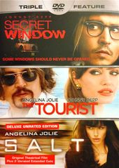 Secret Window / The Tourist / Salt