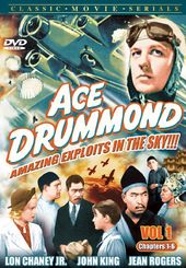 "Ace Drummond, Volume 1 - 11"" x 17"" Poster"