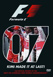Official Review of the 2007 F1A Formula One