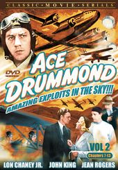 "Ace Drummond, Volume 2 - 11"" x 17"" Poster"