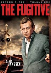 Fugitive - Season 3 - Volume 1 (4-DVD)