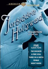 Forbidden Hollywood Collection, Volume 2 (The