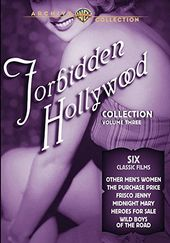 Forbidden Hollywood Collection, Volume 3 (Other
