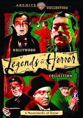 Hollywood Legends of Horror Collection (Doctor X