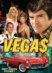 Vega$ - Season 1 - Volume 1 (3-DVD)