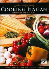 Cooking Italian, Volumes 1 & 2 (2-DVD)