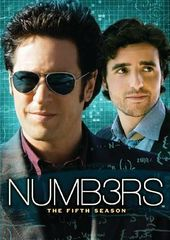 Numb3rs - Complete 5th Season (6-DVD)